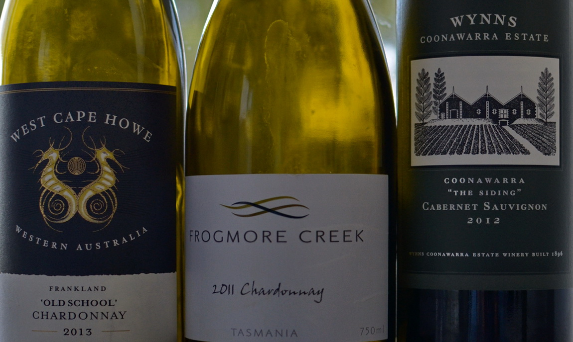 Cape Mentelle Trinders Frogmore Creek Chardy Tim Smith