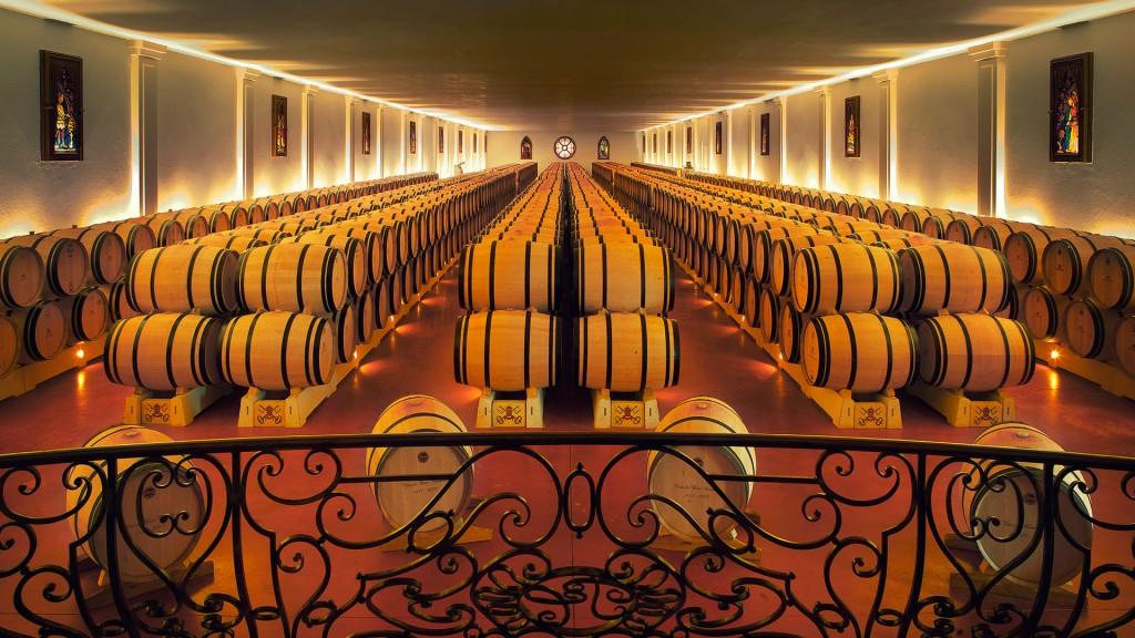 Bordeaux chais